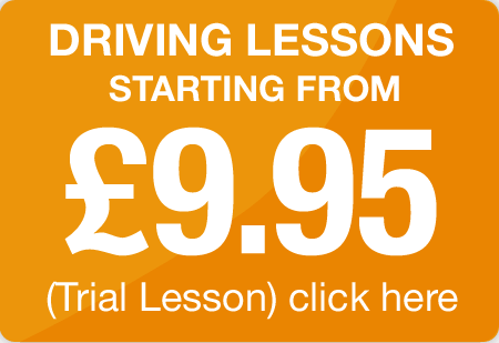Trial Driving Lesson offer